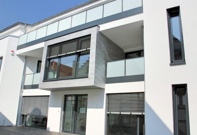 Aussenansicht – Anwaltssozietät Austerschmidt, Kuhlmann und Tolzmann – Delbrück